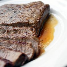 How to cook round steak so to have it tender and delicious? The answer is right inside - check it out.