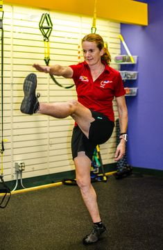 Dynamic Stretching - Suspension Fitness & Beyond Static Stretching, Dynamic Stretching, Stretches For Runners, Warm Up Routine, Suspension Trainer, Workout Session, Stretch Bands, Muscle Groups, Range Of Motion