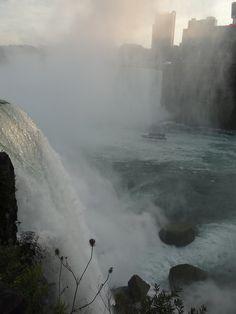 Niagara Falls, Rainbow, Dreams, Nature, Travel, Rain Bow, Rainbows, Naturaleza, Viajes