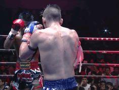 Gif. Muay Thai | Muay Boran | Thai Kickboxing