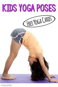 #YogaforKids