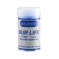 YOU PUT THIS ON SAW BLADES EVERY SO OFTEN WHEN THE BLADE STARTS TO FEEL ROUGH OR STUCK Stick Bur-Life Lubricant 5.50