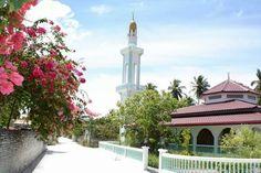Maradhoo mosque, Addu city