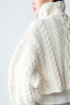 Neemic - Elija Wool Sweater | gorgeous