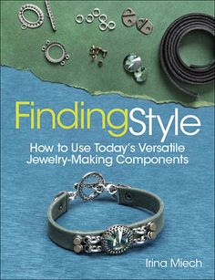 27 projects using new jewelry-making components! $21.99