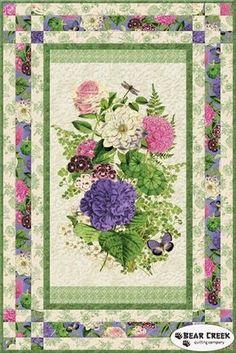 Flower Show I Free Quilt Pattern