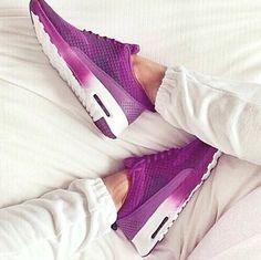 Spot on Nikes!