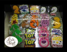 Galletas de Toy Story