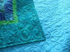 Crafty Sewing & Quilting: Getting Up Close with Overall Swirl Quilting