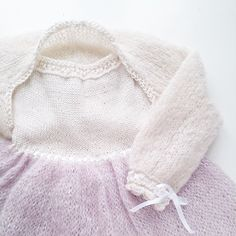 Ravelry: Blondebolero/Princessbolero pattern by Tina Hauglund Easy Knitting Patterns, Baby Patterns, Crochet For Kids, Easy Crochet, Crochet Scarf Diagram, Crochet Baby Cocoon, Crochet Gloves, Lace Headbands, Clothing Patterns