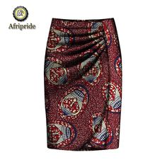 2019 spring casual pencil skirt for women AFRIPRIDE pure cotton skirt dashiki bazin riche ankara print - Aliexpress Africa Dress For Women African Cotton Wax Print Dresses Dashiki Plus Size Africa Style Clothing for Women Office Dress Latest African Fashion Dresses, African Inspired Fashion, African Dresses For Women, African Print Fashion, Africa Fashion, Office Dresses For Women, Nigerian Fashion, Ankara Rock, Ankara Skirt