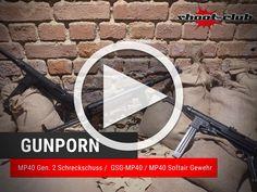 +++ kleiner Gunporn zu den verschiedenen Modellen der MP40 +++