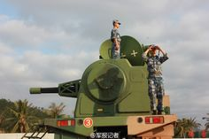 PLA Anti-Air Gun systems | Page 7 | China Defence Forum