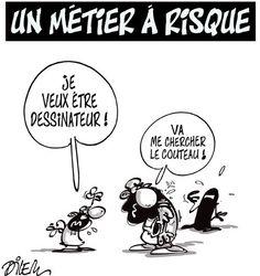 Caricature dilem du 10 janvier 2015 : Toute l'actualité sur liberte-algerie.com