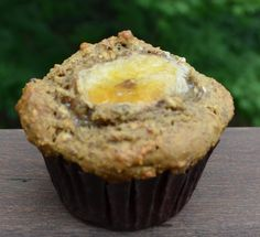 #GlutenFree Oatmeal Flax Muffin - Perfect on-the-go #breakfast!