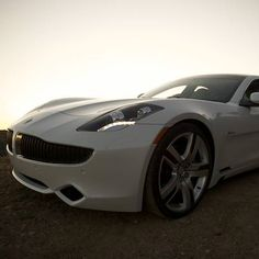 2012 Fisker Karma Road Test - The new plug-in hybrid integrates recycled materials with high design and performance to reach a class of its own