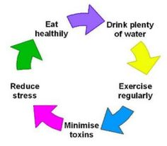 Circle of health Get healthy, use Isagenix products...they are life changing!! Http://morayma.isagenix.com