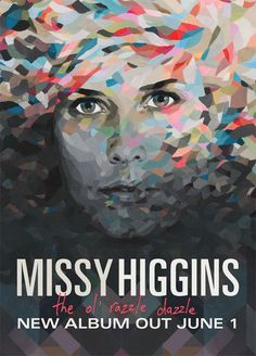 Missy Higgins Album Cover Artwork by WBYK