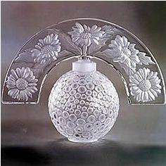 Lalique Folie Perfume Bottle