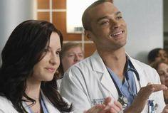 Grey's Anatomy Lexie and Jackson | grey's anatomy saison 8 jackson avery mark sloan lexie grey