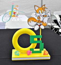 Sonic the Hedgehog Birthday Party Ideas | Photo 24 of 36 | Catch My Party