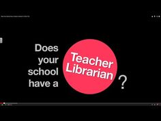 Why Do We Need Teacher Librarians?