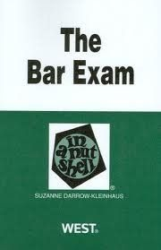 Bar Exam Prep, textbooks, cheap textbooks
