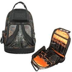 Klein Tools Tradesman Pro Camo Backpack