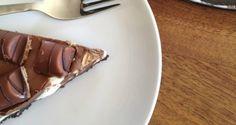 Dit is de ultieme taart voor zoetekauwen: De Kinder Bueno Milka Oreo Nutella cheesecake! - Zelfmaak ideetjes