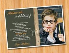 Fotokarten Einladungen ♥ Einschulung ♥ Schulanfang   Einladungskarten Zur  Einschulung, Schulanfang Mit Foto! **Die Mindestbestellmenge Beträgt 10  Stück.** ...
