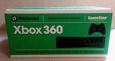 PRE-OWNED XBOX 360****REPLACEMENT BOX ONLY***** BEST OFFERS!