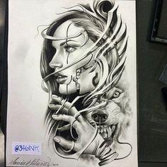 Makaivio Gama Desenhos  Instagram: @Makaivio_Desenhos