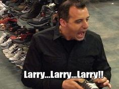 Impractical Jokers - if you watch this show you'll know why this is funny... lol