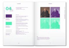 Europeo di Design - Spirale Architectes Visual Identity