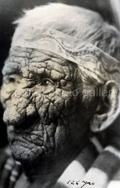 Digital Download. 126 Year old Native by foundphotogallery on Etsy