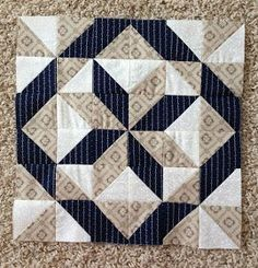 Sisters and Quilters: APPLE PIE IN THE SKY QUILT ALONG BLOCK 9