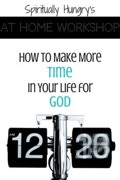 Stress Relief   Time Management   Ministry Ideas