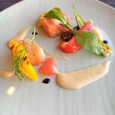 ゆにこ's dish photo 魚料理 | http://snapdish.co #SnapDish #お誕生日 #フランス料理
