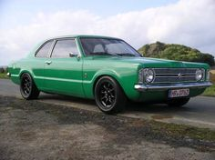 1000 images about ford taunus on pinterest mk1 cars and sedans - Ford taunus gxl coupe 2000 v6 1971 ...