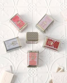 Our soaps are triple-milled, creating a creamier luxuriant lather & enriched with Shea Butter and Vitamin E. Housed in collectable tins & travel size. Perfect Gift For Her, Gifts For Her, Great Gifts, Body Butter, Shea Butter, Luxury Soap, Hand Cream, Travel Size Products, Bath And Body