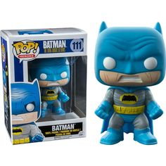 Batman (Blue) The Dark Knight Returns Pop! Heroes Funko POP! Vinyl