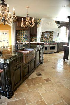 French Kitchen Interior Design Atlanta Photo Gallery