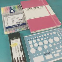 I'm rounding up some of my favorite #bulletjournal #plannersupplies today! May or may not be planning a little #giveaway in December *wink wink* What are YOUR favorite planning supplies?