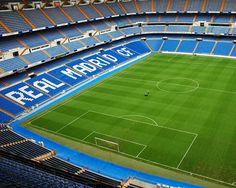 Este es el estadio mas grande en Madrid