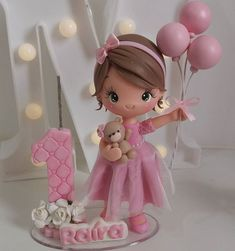 1 million+ Stunning Free Images to Use Anywhere Birthday Surprise Kids, Birthday Presents For Girls, 16th Birthday Gifts, Fairy Birthday Party, Birthday Gift For Wife, Birthday Cake Girls, Birthday Cake Decorating, Birthday Table Decorations, Clay Baby