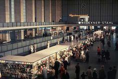Zentral-Flughafen Berlin-Tempelhof 1960