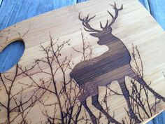 Personalized Cutting Board engraved cutting by lasercuttingboards, $29.95