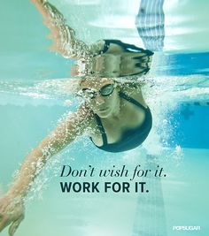 It's time to dive in. Set your goals. Make a plan. Do the work. Success!