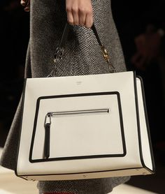 77043a7e9c Fendi Debuts New Logo Hardware and Tons of New Bags for Fall 2017 - PurseBlog  Bags