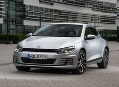 Dynamics Up, Fuel Consumption Down: Best-Selling Sports Car Scirocco with a Completely New Range of Engines - VWVortex Luxury Sports Cars, Expensive Sports Cars, New Sports Cars, Sport Cars, Scirocco Volkswagen, Volkswagen Golf, Jaguar Accessories, Diesel, Car Wifi
